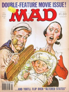 Go to MAD Magazine #225