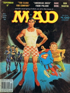 Go to MAD Magazine #226