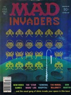 MAD Magazine #230 • USA • 1st Edition - New York