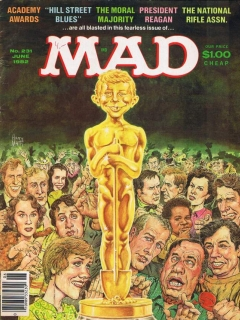 Go to MAD Magazine #231 • USA • 1st Edition - New York