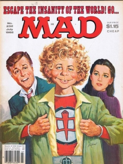 Go to MAD Magazine #232
