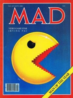 Go to MAD Magazine #233