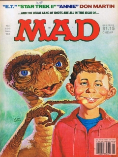 Go to MAD Magazine #236