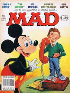 MAD Magazine #239 • USA • 1st Edition - New York