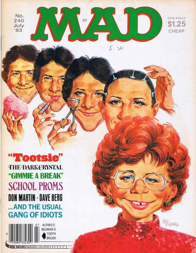 MAD Magazine #240 • USA • 1st Edition - New York