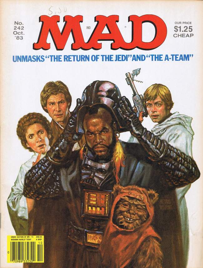 MAD Magazine #242 • USA • 1st Edition - New York