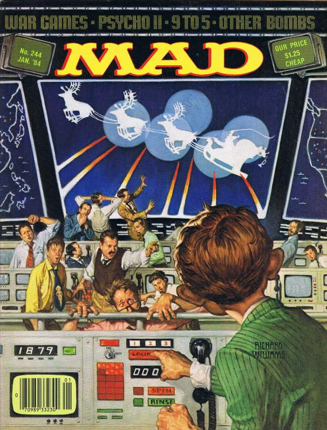 MAD Magazine #244 • USA • 1st Edition - New York