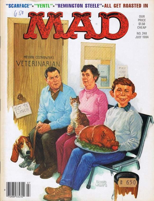 MAD Magazine #248 • USA • 1st Edition - New York