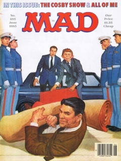 Go to MAD Magazine #255