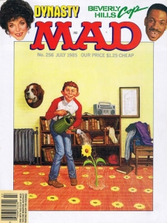 MAD Magazine #256 • USA • 1st Edition - New York