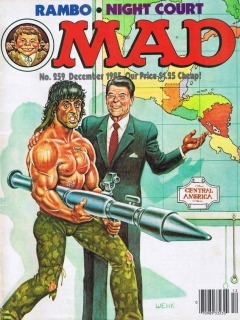 Go to MAD Magazine #259 • USA • 1st Edition - New York