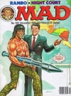 US MAD Magazine #259
