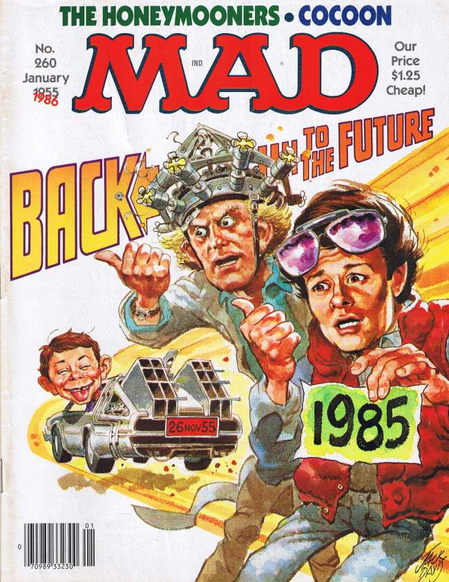 MAD Magazine #260 • USA • 1st Edition - New York