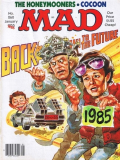 Go to MAD Magazine #260 • USA • 1st Edition - New York