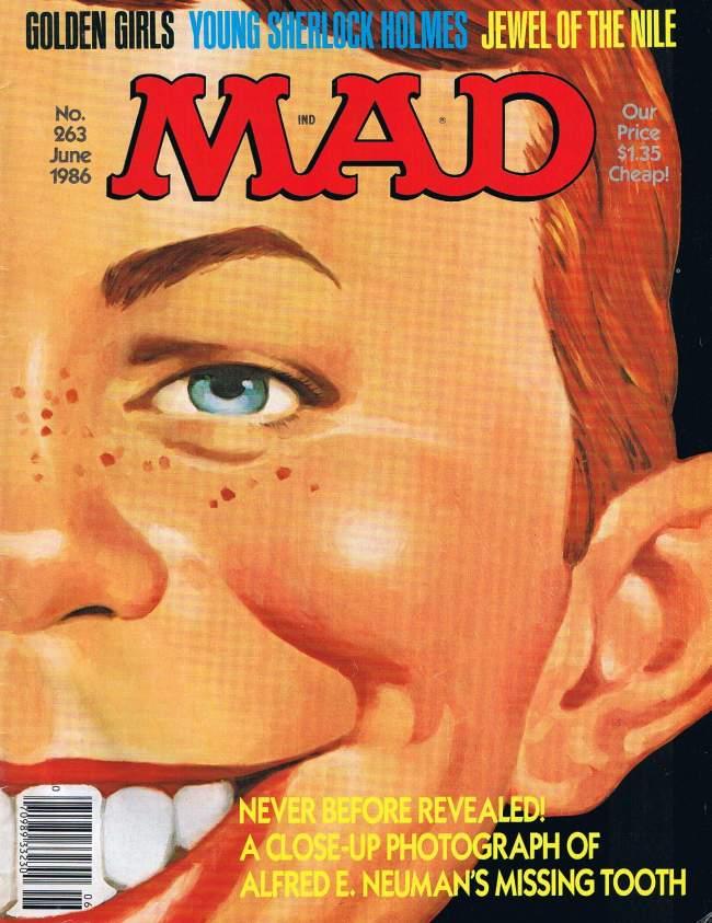 MAD Magazine #263 • USA • 1st Edition - New York