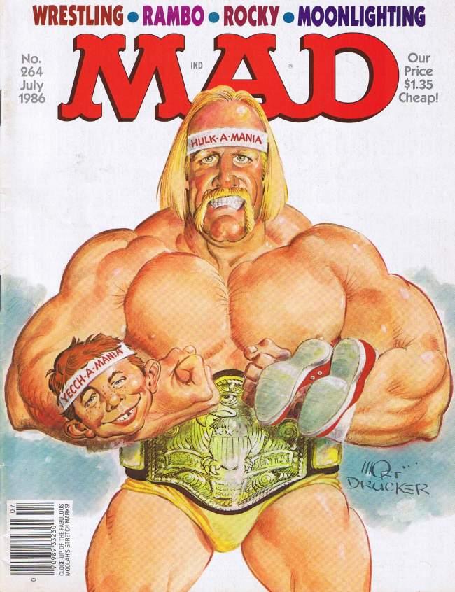 MAD Magazine #264 • USA • 1st Edition - New York