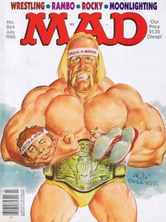 Go to MAD Magazine #264 • USA • 1st Edition - New York