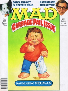 Go to MAD Magazine #265 • USA • 1st Edition - New York