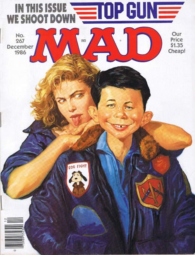 MAD Magazine #267 • USA • 1st Edition - New York