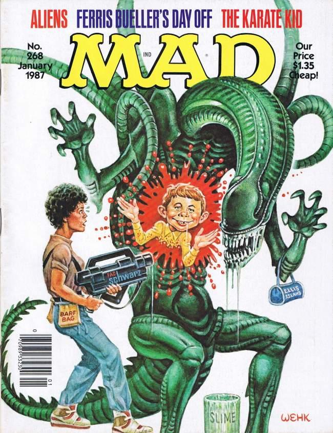 MAD Magazine #268 • USA • 1st Edition - New York