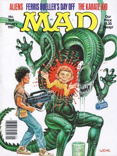 MAD Magazine #268 • USA • 1st Edition - New York