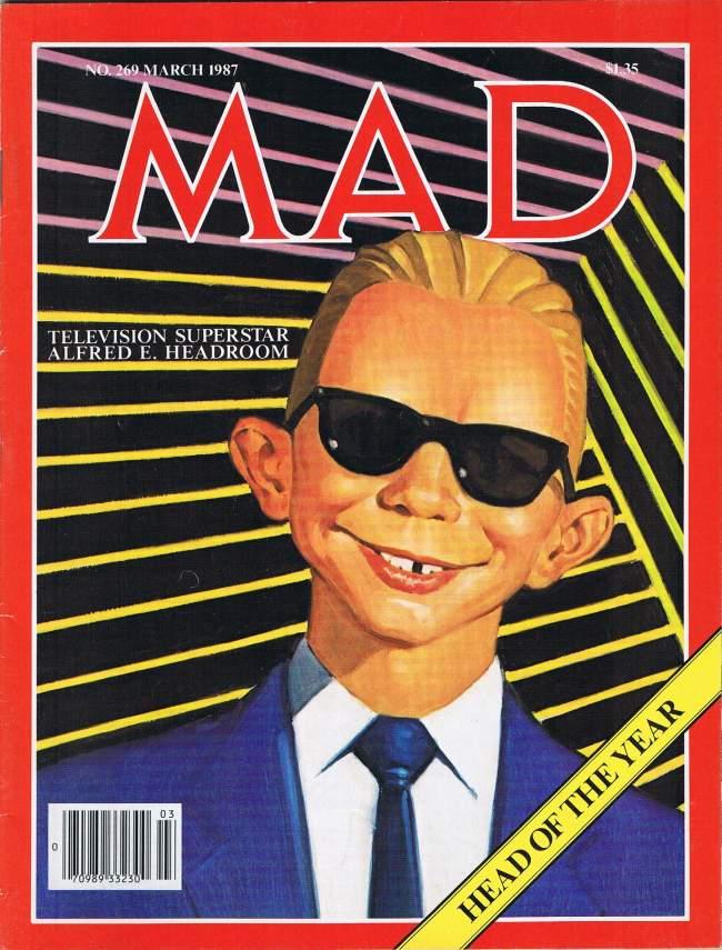 MAD Magazine #269 • USA • 1st Edition - New York