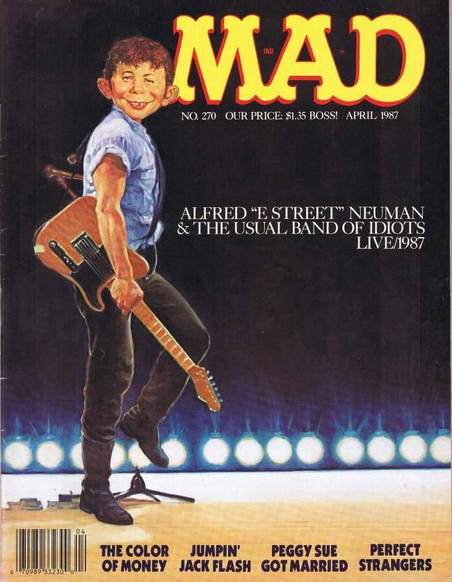 MAD Magazine #270 • USA • 1st Edition - New York