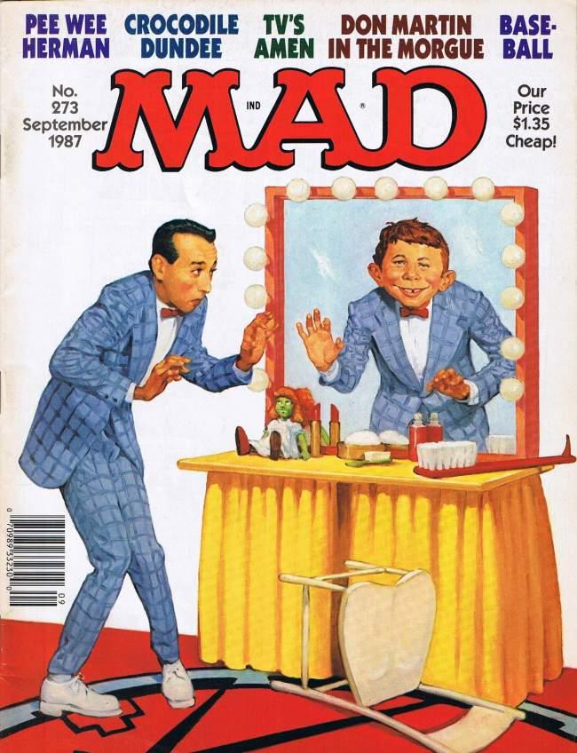 MAD Magazine #273 • USA • 1st Edition - New York