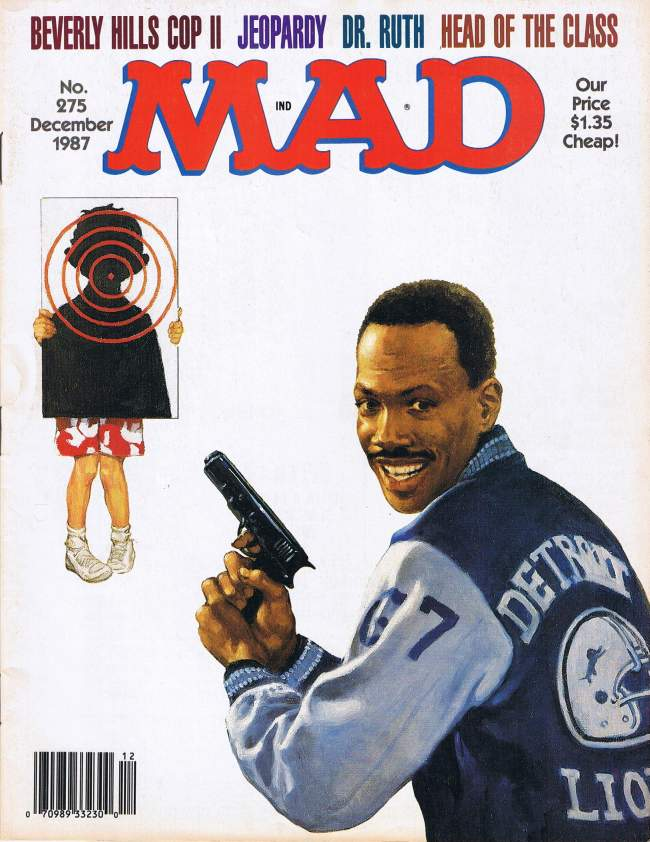 MAD Magazine #275 • USA • 1st Edition - New York