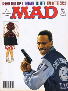 Go to MAD Magazine #275 • USA • 1st Edition - New York