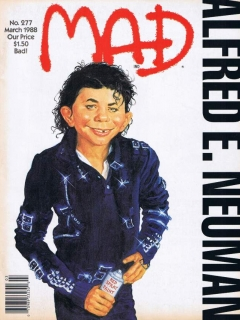 Go to MAD Magazine #277 • USA • 1st Edition - New York