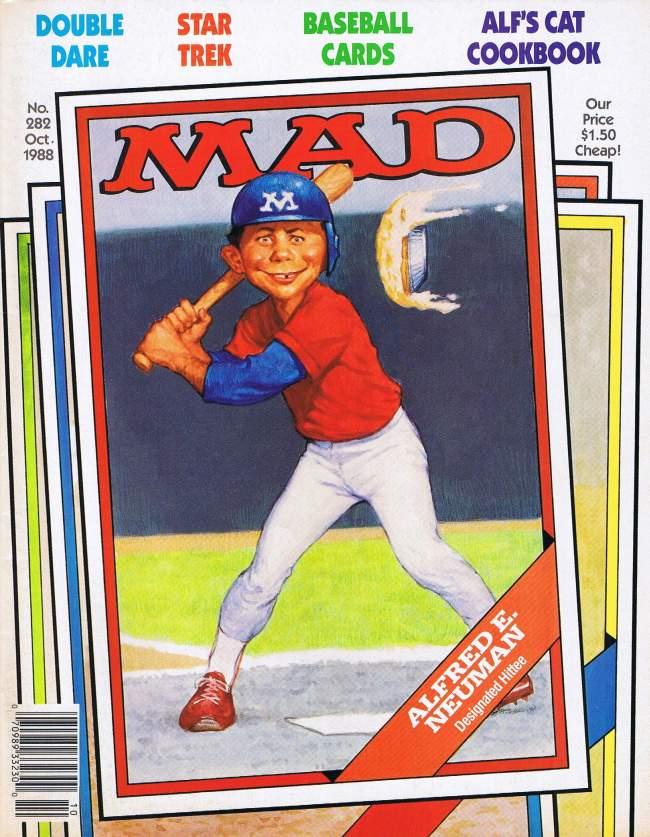 MAD Magazine #282 • USA • 1st Edition - New York