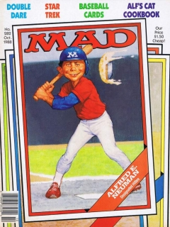 Go to MAD Magazine #282