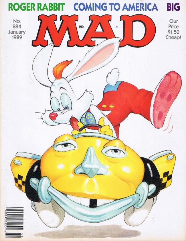 MAD Magazine #284 • USA • 1st Edition - New York