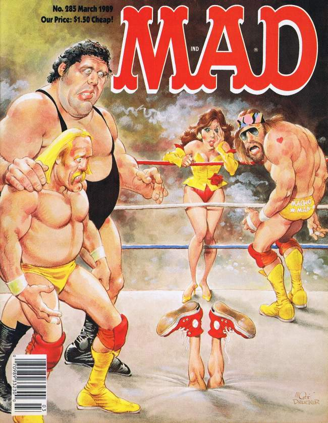 MAD Magazine #285 • USA • 1st Edition - New York