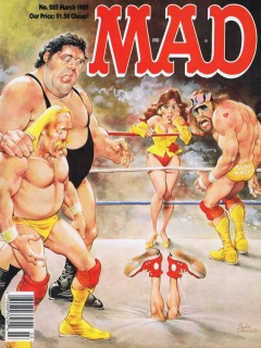 Go to MAD Magazine #285 • USA • 1st Edition - New York