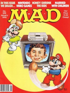 Go to MAD Magazine #292 • USA • 1st Edition - New York