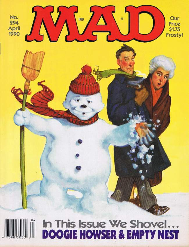 MAD Magazine #294 • USA • 1st Edition - New York