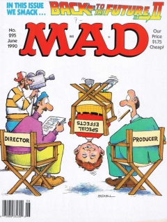 Go to MAD Magazine #295 • USA • 1st Edition - New York