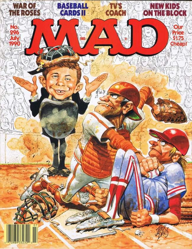 MAD Magazine #296 • USA • 1st Edition - New York