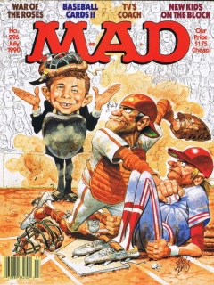 Go to MAD Magazine #296 • USA • 1st Edition - New York