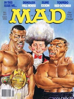 Go to MAD Magazine #297 • USA • 1st Edition - New York