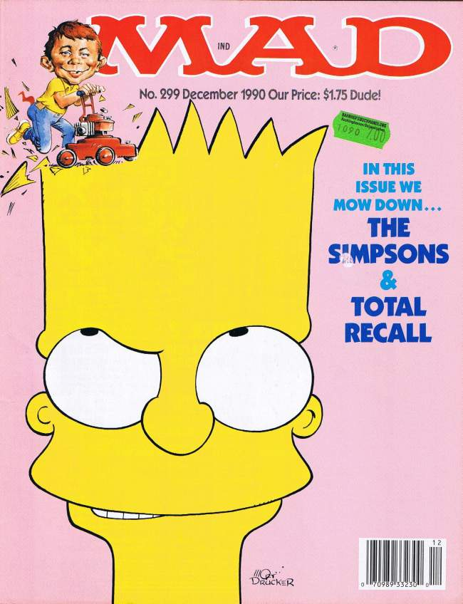 MAD Magazine #299 • USA • 1st Edition - New York