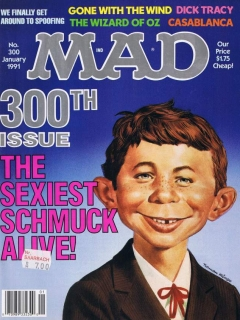 Go to MAD Magazine #300 • USA • 1st Edition - New York