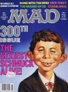 MAD Magazine #300 • USA • 1st Edition - New York