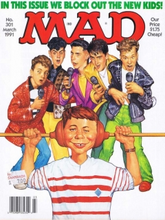 Go to MAD Magazine #301 • USA • 1st Edition - New York