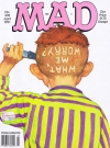 US MAD Magazine #302