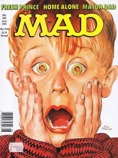 Go to MAD Magazine #303