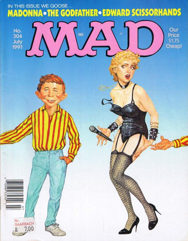 MAD Magazine #304 • USA • 1st Edition - New York
