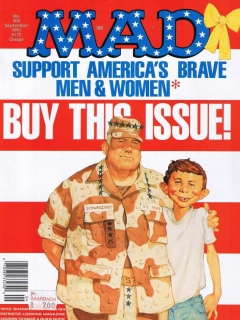 Go to MAD Magazine #305 • USA • 1st Edition - New York